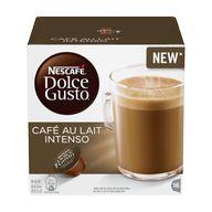 Dolce Gusto cafe au lait intenso 160g NEST