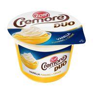Cremore Duo Vanilla 190g Zott