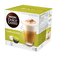 Dolce Gusto Cappuccino 186,4g NEST