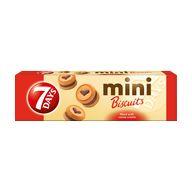 Biscuits kakao mini 7days 100g