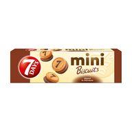 Biscuits čoko mini 7days 100g