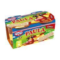 Dez. Paula čokoláda s vanilkou 2x100g