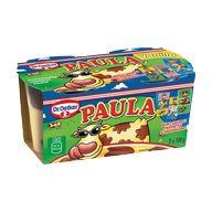 Dez. Paula vanilka s čokoládou 2x100g