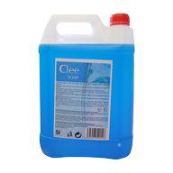 Clee mýdlo tekuté modré 5l SOL