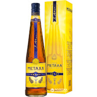 Metaxa 5* 38% BOX 0,7l