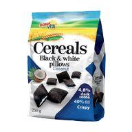 Cereals black white kokos náp.250g BONAV