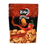 Arašídy sweet chilli Zigi 70g COMP