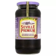 Olivy černé bez pecky Sevilla 200g P