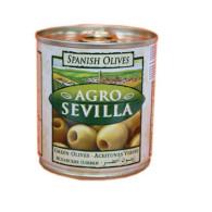 Olivy zelené bez pecky Sevilla 200g P