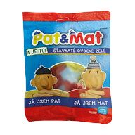 Bonb.želé Pat Mat ovoc.80g