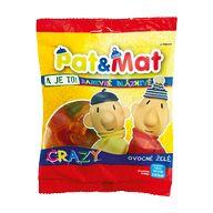 Bonb.želé Pat Mat Crazy 80g