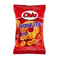 Chips Donuts Peanut caramel Chio 80g