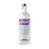 Vodka Absolut Kurant 40% 1l