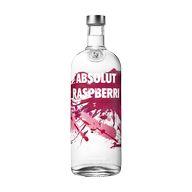 Vodka Absolut Raspberri 40% 1l BECH