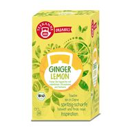 Čaj Ginger Lemon 36g BIO TEEK