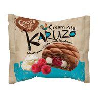 Karuzo kakaové mascarpone malina 62g COMP