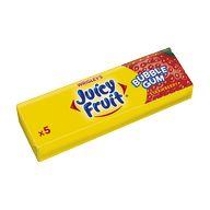 Juicy Fruit jahoda kostky 35g MRS