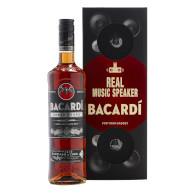 Bacardi Carta Negra 40% MUSIC BOX 0,7l GLOB