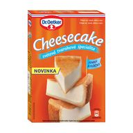 Cheesecake 490g OET