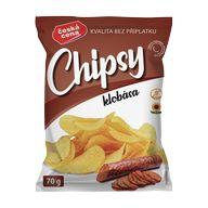 Chips klobása 70g ČC