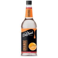 Sirup DaVinci pomeranč 1l