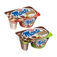 Monte Choco Flakes/Wafle Sticks 125g Zott
