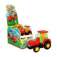Hračka Traktor cukrovinka 5g