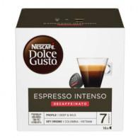 Dolce Gusto Espresso intenso bez kofeinu 112g NEST