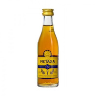 Mini Metaxa 5* 0,05l XT