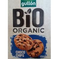 BIO Choco chips sušenky s čokoládovými kousky 250g XT MEDIST