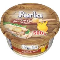Perla s přích. farmářské máslo 500g UNI