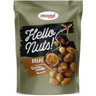 Hello Nuts arašídy v těstíčku Garam Masala 100g