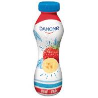 Danone zakys. nápoj jahoda/banán 290g