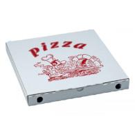 Krabice na pizzu 32x32x3cm
