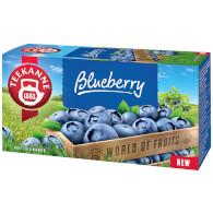 Čaj WOF Blueberry 45g Teekanne