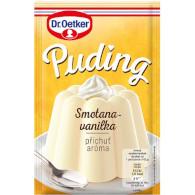 Puding př. smet. vanilka 38g OET