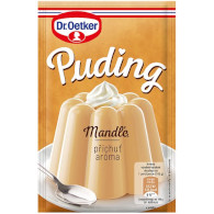 Puding př. madle 38g OET