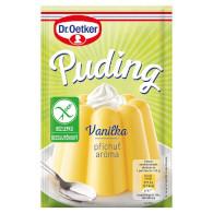 Puding př. vanilka GF 38g OET