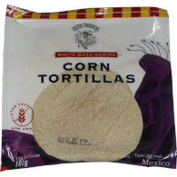 Tortilla kukuřičná 15cm 12ks bez lepku