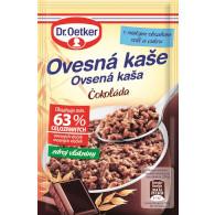 Kaše ovesná čokoláda 58g OET