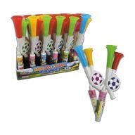 Hračka Mini Fotbal Trumpet - cukrovinky