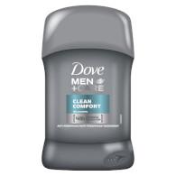 Dove Men deo stick Clean Comfort 50ml XT