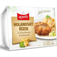 Holand.řízek,šťouch.brambory 360g Hamé /hot.jídlo/