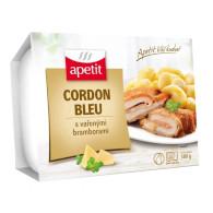 Cordon bleu s brambory 380g Apetit
