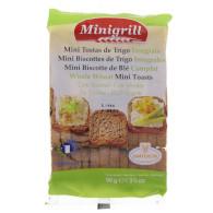 Krekry celozrnné Minigrill Integral 90g